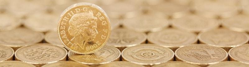 Mynt och vinster i video poker