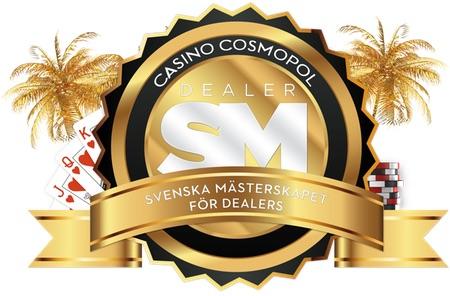 Dealer-SM på Casino Cosmopol