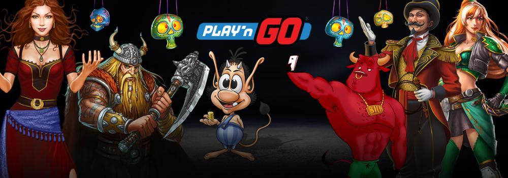 du kan spela spel som Play n Go gjort