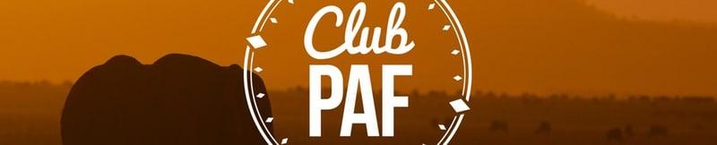 Club Paf bonusar och free spins