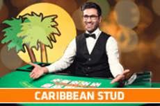 Caribbean Stud Poker hos Expekt Casino