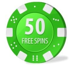 Free spins hos Unibet casino