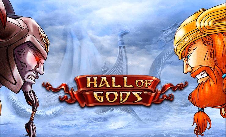 Hall of Gods - en slot från NetEntertainment!