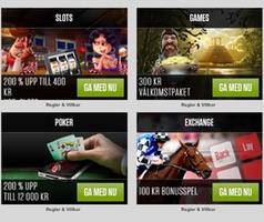 Roliga spel hos Ladbrokes casino
