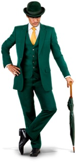 Mr Green - mannen och myten