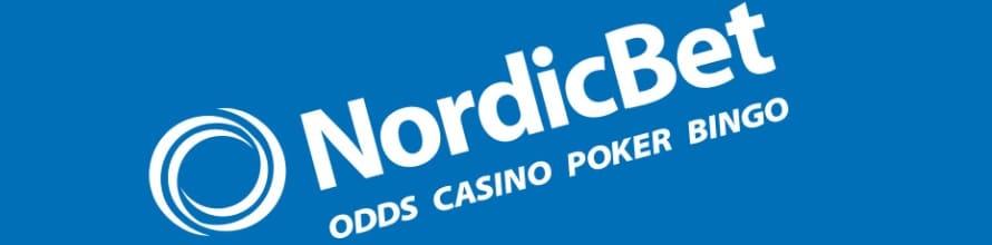 Casino bonus och free spins hos Nordic Bet casino