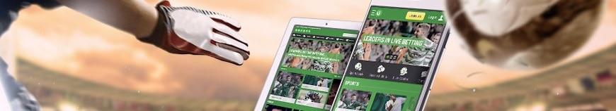 Unibet erbjuder ett komplett casino även i mobilen!