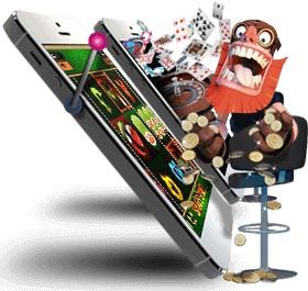 Spela i mobilen med Vera & John Casino