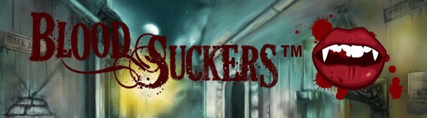 Blood suckers slot recension