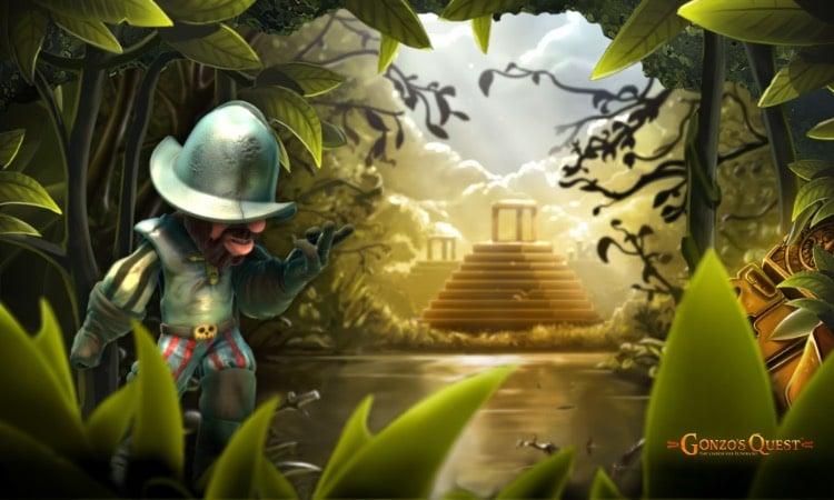 Gonzo's Quest - en av de mest populära slottarna på nätet!
