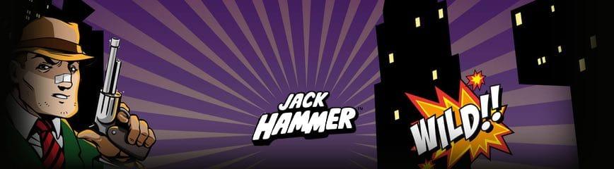 Jack hammer slot recension