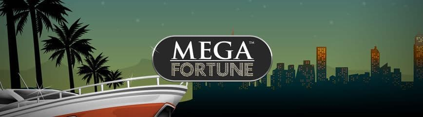 Mega fortune slot från NetEnt