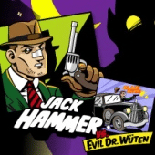 Jack Hammer-turnering hos Unibet