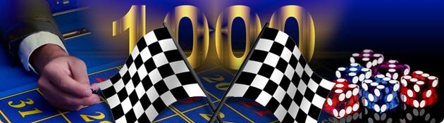 Nybörjarracet på Europa Casino