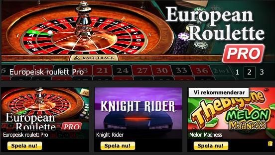 InstantPlay hos Bwin Casino