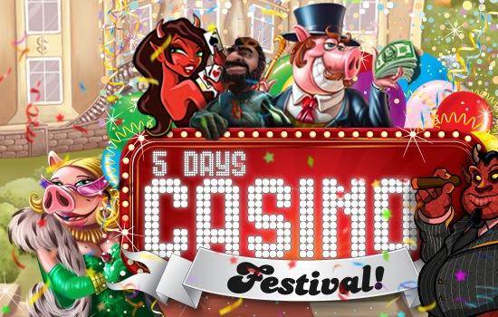 betsafe casinofestival