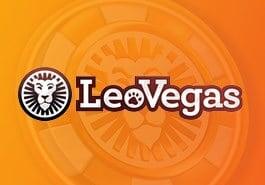 LeoVegas Casino - världens bästa mobilcasino!
