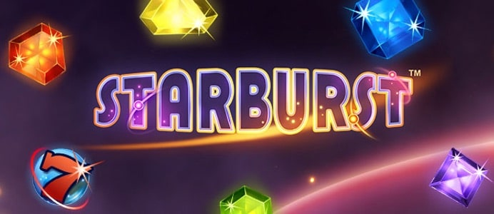 Starburst - en av de allra mest populära slottarna online!