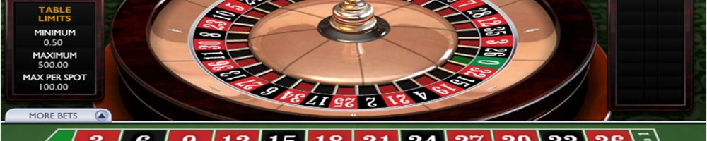 Spela roulette online!