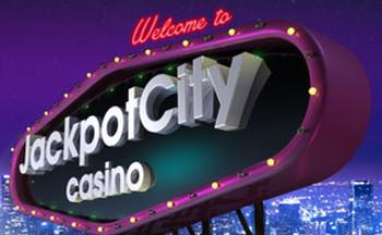Jackpotcity casino har bonus och free spins kampanjer