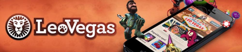 LeoVegas har prisats för sitt mobil casino!