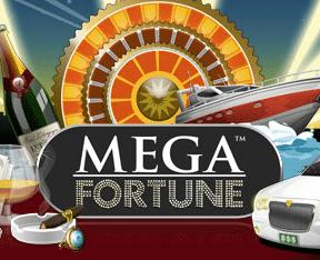 Jackpott på Mega Fortune hos Betsson