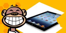 Vinn iPad3 på Funky Monkey