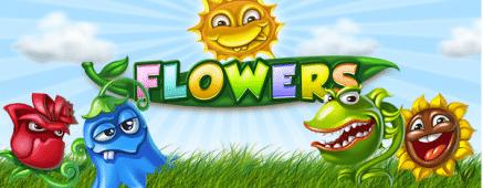 Free spins på Flowers hos Leo Vegas