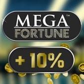 mega fortune unibet