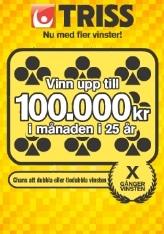 Svenska Spels trisslott