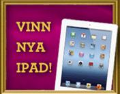 Spela hos Vinnarum om en iPad 3