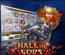 Jackpot på Hall of Gods föll ut