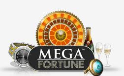 free spins mega fortune