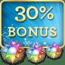 Free spins på Starburst och bonus hos Vinnarum
