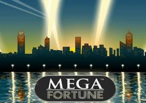Mega Fortune vinnare hos Paf