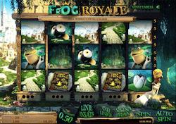 Spela Frog Royale hos ComeOn