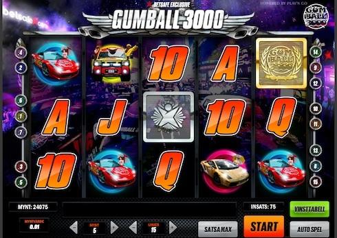 Betsafe Gumball 3000