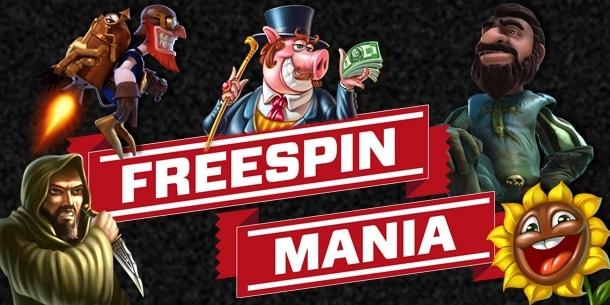 Freespin Mania hos Betsafe Casino