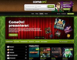 Nya ComeOn Casino