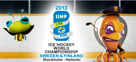 Redbet freespins under hockey-VM