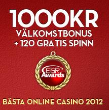 Få free spins hos Betsson Casino