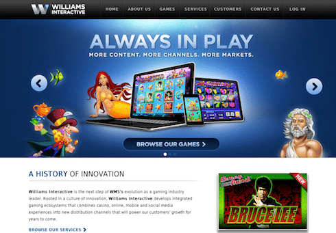 Williams Interactive WMS