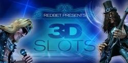 3D-slots hos Redbet