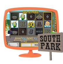 Kampanj med free spins på South Park hos Casumo