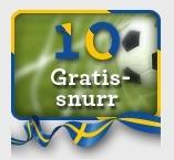 Gå till Vinnarum och läs om hur du kan vinna free spins när Sverige gör mål ikväll