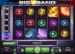 Gå till Betsafe och testa Big Bang
