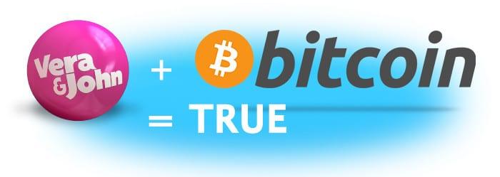 Bitcoin hos Vera&John