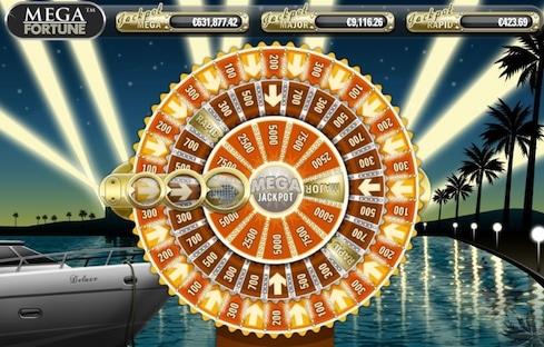 Rekordstor jackpott delades ut i sloten Mega Fortune under 2013