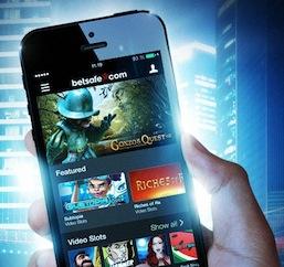 Betsafe erbjuder casino till iPhones, titta in hos Betsafe och läs mer