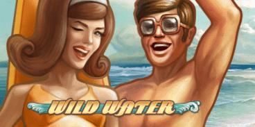 Free spins på Wild Water hos Unibet